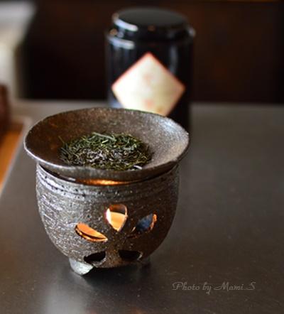 茶香炉アロマ