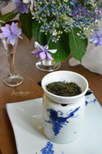 緑茶芳香浴